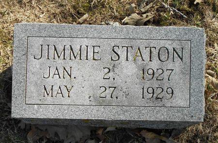 STATON, JIMMIE WILLIAM - Sac County, Iowa | JIMMIE WILLIAM STATON