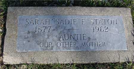 LOSURE STATON, SARAH