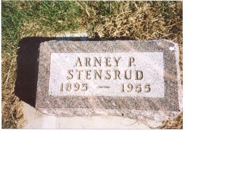 STENSRUD, ARNEY P. - Sac County, Iowa | ARNEY P. STENSRUD