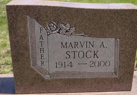 STOCK, MARVIN A. - Sac County, Iowa   MARVIN A. STOCK