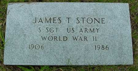 STONE, JAMES T. - Sac County, Iowa | JAMES T. STONE