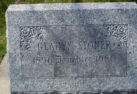 STONER, GLADYS - Sac County, Iowa   GLADYS STONER