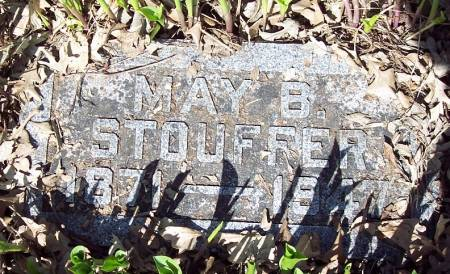 BAXTER STOUFFER, MAY B - Sac County, Iowa | MAY B BAXTER STOUFFER