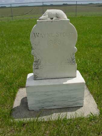 STOUT, WAYNE - Sac County, Iowa | WAYNE STOUT