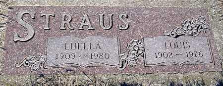 STRAUS, LOUIS & LUELLA - Sac County, Iowa | LOUIS & LUELLA STRAUS