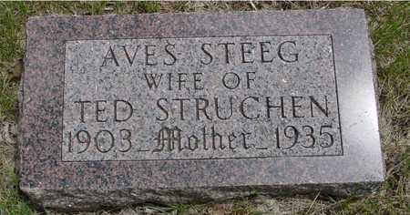 STRUCHEN, AVES - Sac County, Iowa | AVES STRUCHEN