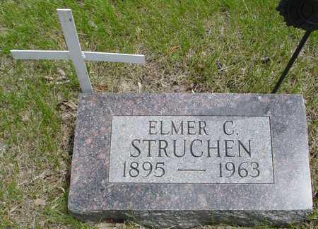 STRUCHEN, ELMER C. - Sac County, Iowa   ELMER C. STRUCHEN