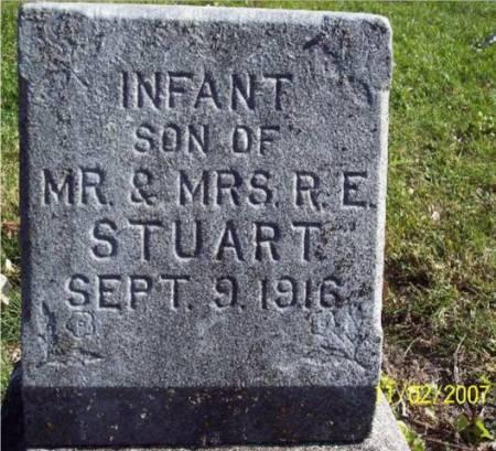 STUART, INFANT - Sac County, Iowa | INFANT STUART