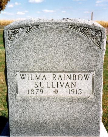 RAINBOW SULLIVAN, WILMA - Sac County, Iowa | WILMA RAINBOW SULLIVAN