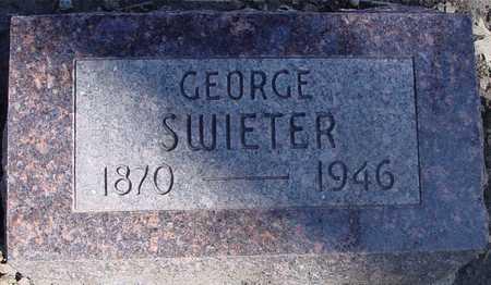 SWIETER, GEORGE - Sac County, Iowa | GEORGE SWIETER