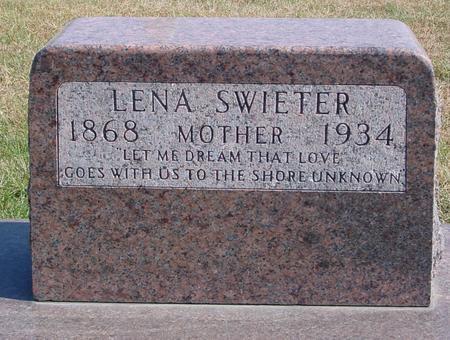 SWIETER, LENA - Sac County, Iowa | LENA SWIETER