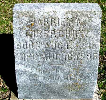 TIBERGHIEN, HARRIET MELVILLE - Sac County, Iowa | HARRIET MELVILLE TIBERGHIEN
