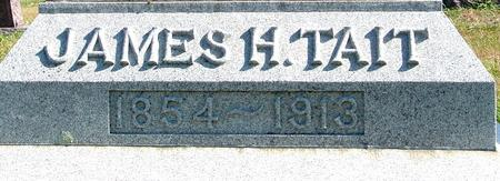 TAIT, JAMES H. - Sac County, Iowa | JAMES H. TAIT