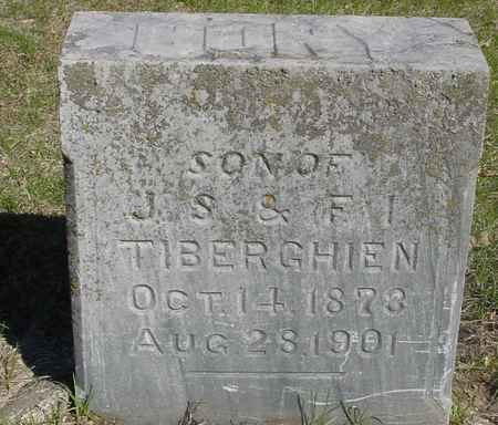 TIBERGHIEN, CORY - Sac County, Iowa | CORY TIBERGHIEN