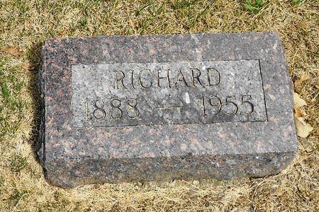 TRAVER, RICHARD - Sac County, Iowa | RICHARD TRAVER