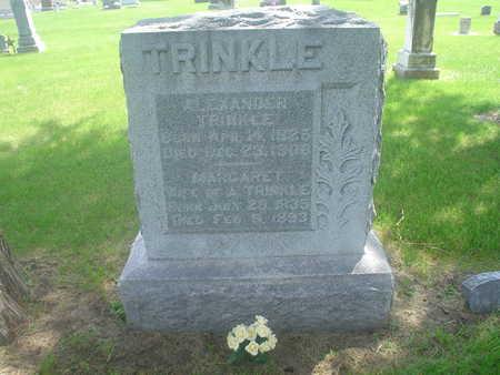 TRINKLE, MARGARET - Sac County, Iowa | MARGARET TRINKLE