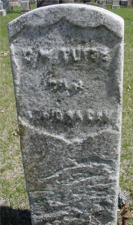 TUFTS, CHARLES W. - Sac County, Iowa | CHARLES W. TUFTS
