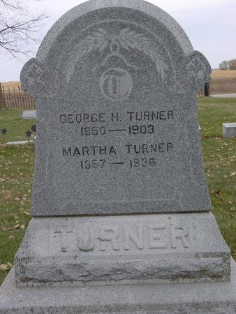 TURNER, GEORGE & MARTHA - Sac County, Iowa | GEORGE & MARTHA TURNER