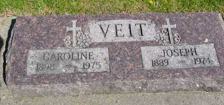 VEIT, JOSEPH & CAROLINE - Sac County, Iowa | JOSEPH & CAROLINE VEIT