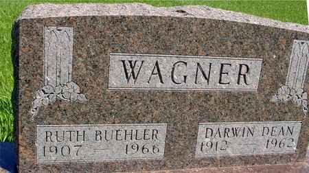 BUEHLER WAGNER, RUTH - Sac County, Iowa | RUTH BUEHLER WAGNER