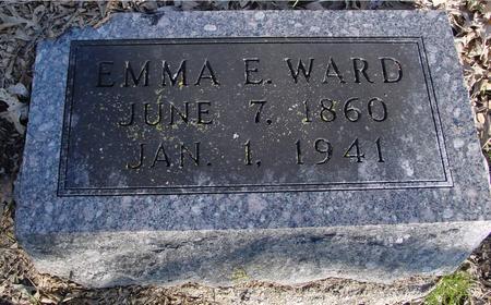 WARD, EMMA E. - Sac County, Iowa | EMMA E. WARD