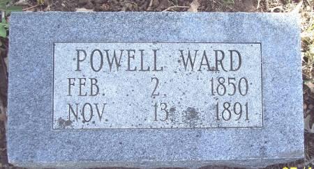 WARD, POWELL - Sac County, Iowa | POWELL WARD