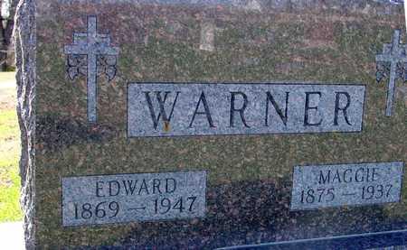 WARNER, EDWARD & MAGGIE - Sac County, Iowa | EDWARD & MAGGIE WARNER