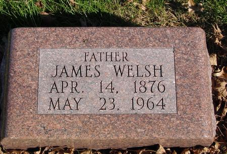 WELSH, JAMES - Sac County, Iowa | JAMES WELSH