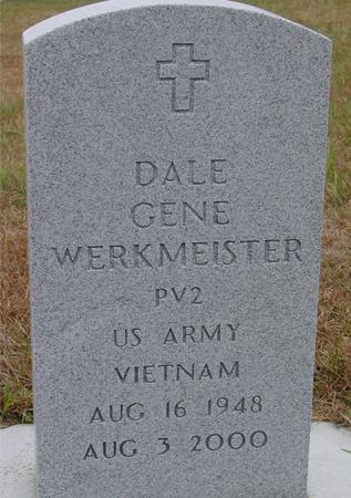WERKMEISTER, DALE GENE - Sac County, Iowa   DALE GENE WERKMEISTER