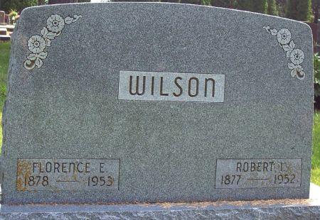 MINER WILSON, FLORENCE EUGENIA - Sac County, Iowa | FLORENCE EUGENIA MINER WILSON