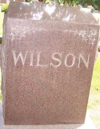 WILSON, FAMILY MEMORIAL - Sac County, Iowa   FAMILY MEMORIAL WILSON