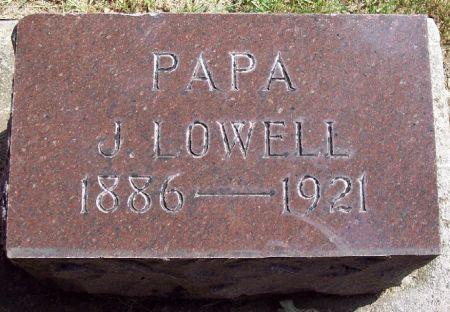WILSON, JOHN LOWELL - Sac County, Iowa | JOHN LOWELL WILSON