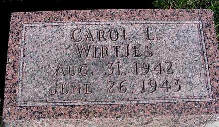 WIRTJES, CAROL L. - Sac County, Iowa | CAROL L. WIRTJES