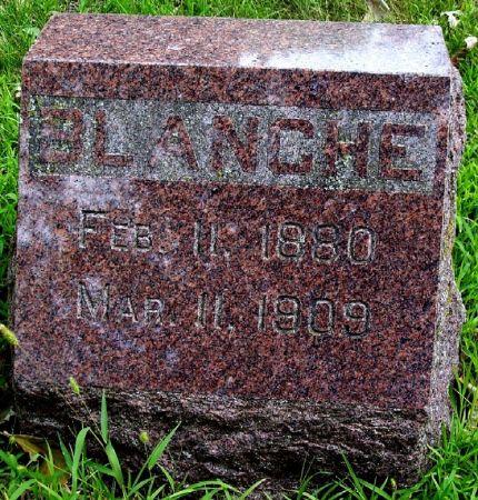 WISHARD, BLANCHE - Sac County, Iowa   BLANCHE WISHARD