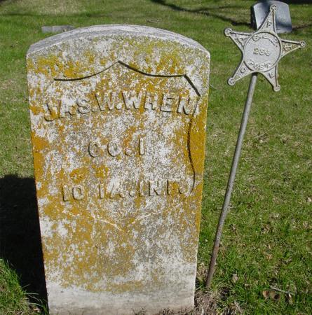 WREN, JAMES W. - Sac County, Iowa | JAMES W. WREN