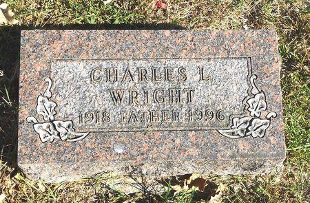 WRIGHT, CHARLES LEO - Sac County, Iowa | CHARLES LEO WRIGHT