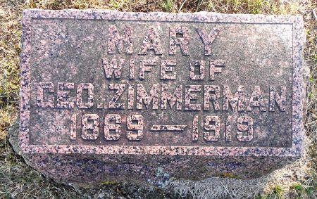 ZIMMERMAN, MARY - Sac County, Iowa | MARY ZIMMERMAN