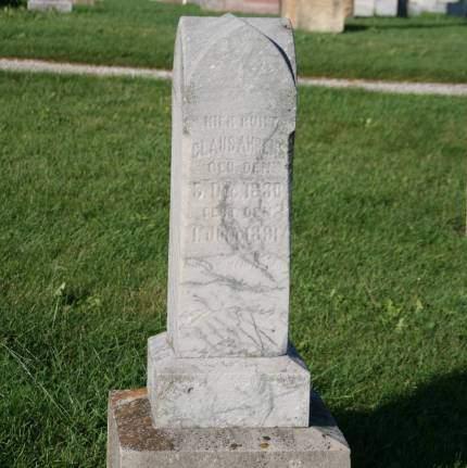 AHRENS, CLAUS - Scott County, Iowa | CLAUS AHRENS