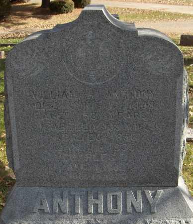 ANTHONY, ISABELLA - Scott County, Iowa | ISABELLA ANTHONY