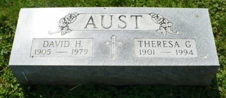 AUST, DAVID H. - Scott County, Iowa | DAVID H. AUST