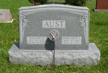 AUST, WILLIAM W. - Scott County, Iowa | WILLIAM W. AUST