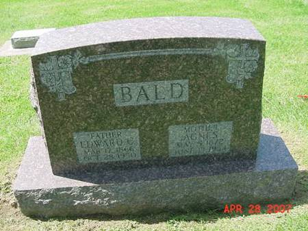 BALD, EDWARD C - Scott County, Iowa | EDWARD C BALD