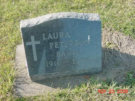 PETERSON BARIL, LAURA - Scott County, Iowa | LAURA PETERSON BARIL