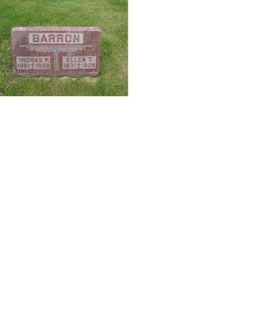 BARRON, THOMAS PATRICK - Scott County, Iowa | THOMAS PATRICK BARRON