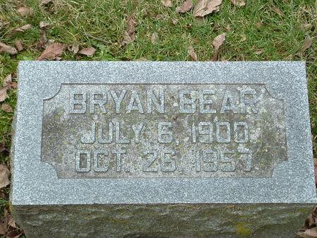 BEAR, BRYAN FRANK - Scott County, Iowa | BRYAN FRANK BEAR