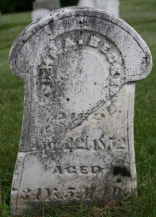 BECKER, JOHN A. - Scott County, Iowa | JOHN A. BECKER