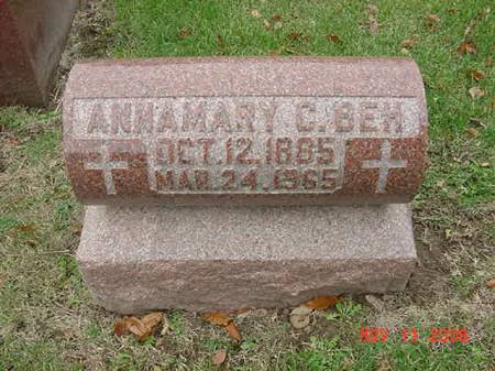 BEH, ANNAMARY C - Scott County, Iowa | ANNAMARY C BEH