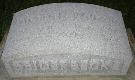 BEIDERBECKE, WILHELM - Scott County, Iowa | WILHELM BEIDERBECKE