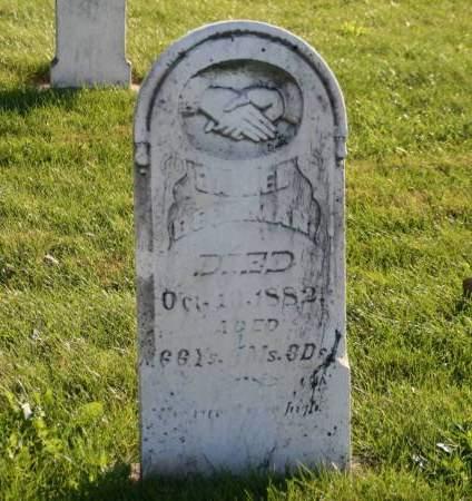 BERRYMAN, DANIEL - Scott County, Iowa | DANIEL BERRYMAN
