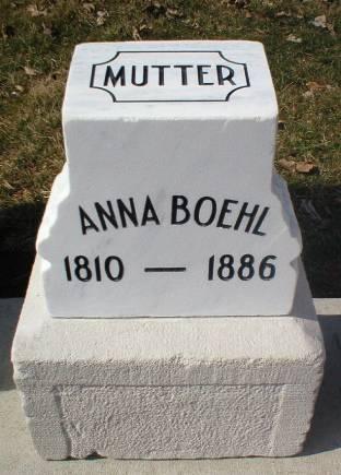 BOEHL, ANNA - Scott County, Iowa | ANNA BOEHL